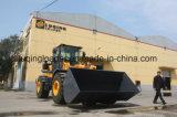 杭州の先発の変速機の車輪のローダーの農業機械
