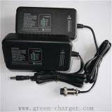 caricatore della batteria al piombo di 12V 2A/3.3A, mantenitore, Desulfator per il motociclo, automobile, con il calibro di combustibile