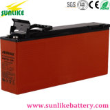 Garantie tiefe der Schleife-12V100ah Vorderseite-Terminaltelekommunikationsgel-der Batterie-3years