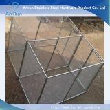 Panier de treillis métallique pour des animaux