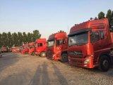 Vrachtwagen van de Kipwagen van de Vrachtwagen van Sinotruck HOWO Dongfeng JAC 10 de Speculanten Gebruikte