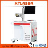 Máquina de la marca del laser del color de la fibra de Jinan con Ezcad 20W Mopa