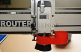 Máquinas de la carpintería de Jinan Shandong China, 3D máquina de madera, ranurador 1224 del CNC para las cabinas de cocina