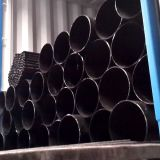 ERW Black Pipe in 6m Length mit Multi Sizes