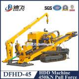 Dfhd-45 aucune machine horizontale de creusement de forage dirigé