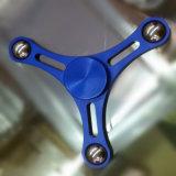 Popular 3-Sided Aluminium Alloy Fidget Spinner