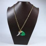 Ожерелья Jewellery способа новой формы рожочка Tassel деталя привесные