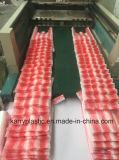 Sacs de transporteur en plastique de sac de piste de HDPE
