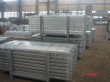 De Plank van het staal voor het Systeem van de Steiger
