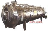 Riemen-Vakuumpuder-kontinuierlicher chemischer Rohstoff