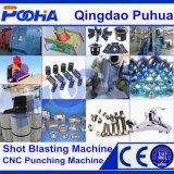 Riemen-Granaliengebläse-Maschine der Gleisketten-Q32 für kleine Teil-heiße Anfrage