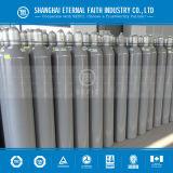 Seamless Hidrógeno Oxígeno Acero Argon Helio CO2 Gas Cilindro de GNC Cilindro (EN ISO9809 / GB5099)