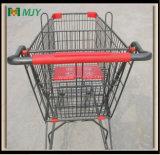 150 litros del estilo del supermercado de carro de compras americano Mjy-150c