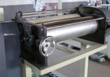 Profil de bâti de bord enveloppant la machine de placage