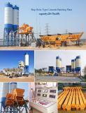 Planta de mezcla concreta de la maquinaria de construcción mini 25m3/H