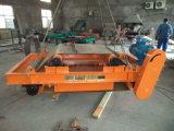 Separador magnético de curvatura cruzada permanente Rbcyd para separação mineral de ferro