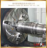 Grande macchina orizzontale industriale del tornio di CNC del foro da vendere Ck61100