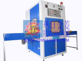 Grabación en relieve de alta frecuencia de Rijin y cortadora para el producto de cuero