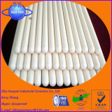 Aluminiumoxid-Keramik-Material 85% 95% und 99% Keramikrohre