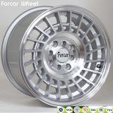 l'alluminio 15*8j borda la rotella Rotiform della lega della replica
