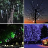 80 Cm LED Meteor Sneeuwval Kerstmis Tube Set Lights
