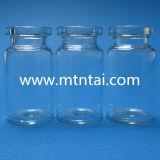 De duidelijke Flessen van het Glas van Borosilicate van de Kleur