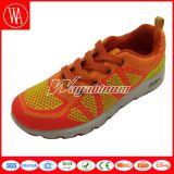 Lace-up夏の子供のための通気性のスポーツの靴