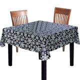 Tampa de tabela de papel impressa do Tablecloth costume descartável