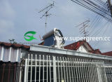 condizionamento d'aria solare di Powerd del condizionatore d'aria solare spaccato dell'invertitore della parete 9000BTU
