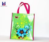 Изготовленный на заказ хозяйственные сумки Non-Woven печатание
