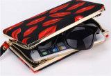 Saco popular de Clucth dos bordos de Hotselling da bolsa na moda nova da tela para a senhora