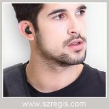 Новый миниый шлемофон наушника Bluetooth V4.1