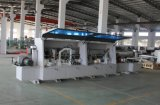 木工業機械装置に細長い穴をつけることの機能のフルオートマチックPVC端のバンディング機械
