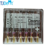 Zahnmedizinischer Endodontics Maillefer Maschinen-Gebrauch Dentsply DrehProtaper Datei (D-Datei)