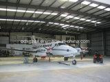 鉄骨構造の飛行機の格納庫(SS-601)