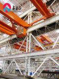 Пакгауз стальной структуры красивейшей конструкции полуфабрикат