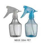 Plastiktriggersprüher-Flasche für Flasche des Garten-330ml (NB329)