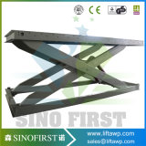 3ton aan 5ton Stationary Double Small Electric Scissor Lift