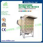 Collecteur de poussière de cartouche pour la purification de l'air industrielle