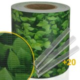 Cerca da tira da tela do PVC para a proteção da cerca do jardim