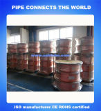 Level Wound Plain Copper Tube, Copper Pipe