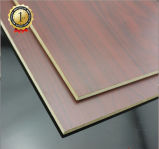 Comitato composito di alluminio di Firproof del rivestimento dell'acero