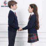 Uniforme escolar/suéter negros al por mayor