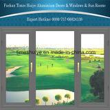 Aluminiumflügelfenster-Fenster mit Fliegen-Bildschirm (Anti-Moskito Bildschirm)