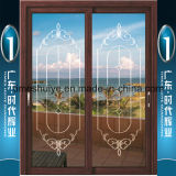 Aluminum Hanging Door Manufacturer with Good Quality and TUV Audit