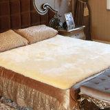 Echte australische Schaffell-Unterlage-Bett-Auflage