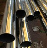 Tubo de acero inoxidable de Tp316L con alta calidad