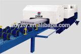 Bloque de cemento hueco del panel de pared de la protuberancia de la base de Tianyi que hace la máquina