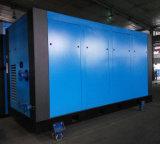 Máquina amplamente utilizada do compressor de ar do Gêmeo-Parafuso