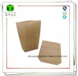 Bolsa de papel de Brown de la categoría alimenticia de Jual